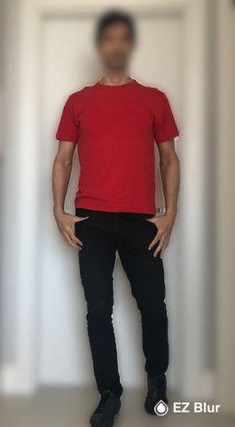 Camiseta Hering Básica