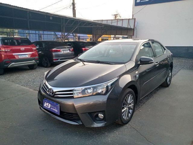 Toyota corolla xei 2.0 at 2016/2017
