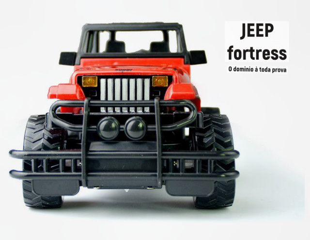Jeep Radio controlado Fortress
