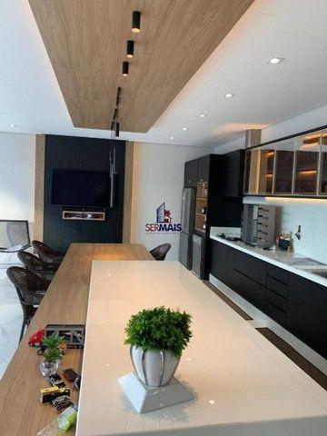 Casa de alto padrão, venda por R$ 4.000.000 - Nova Brasília - Ji-Paraná/RO - Foto 8