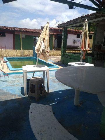 Casa com piscina e com pontos comerciais e 9 kitinetes na avenida em Itamaracá - Foto 11