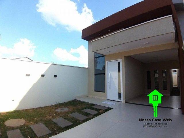 Casa para venda tem 138 metros quadrados com 3 quartos em Parque das Flores - Goiânia - GO - Foto 12