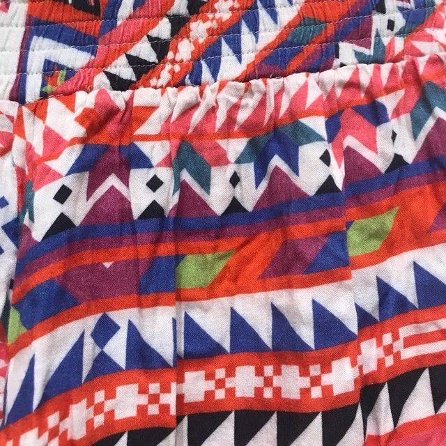 Shorts coloridinho - Foto 2