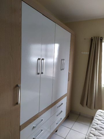 Apartamento mobiliado no Edifício Grand Prix - Foto 3
