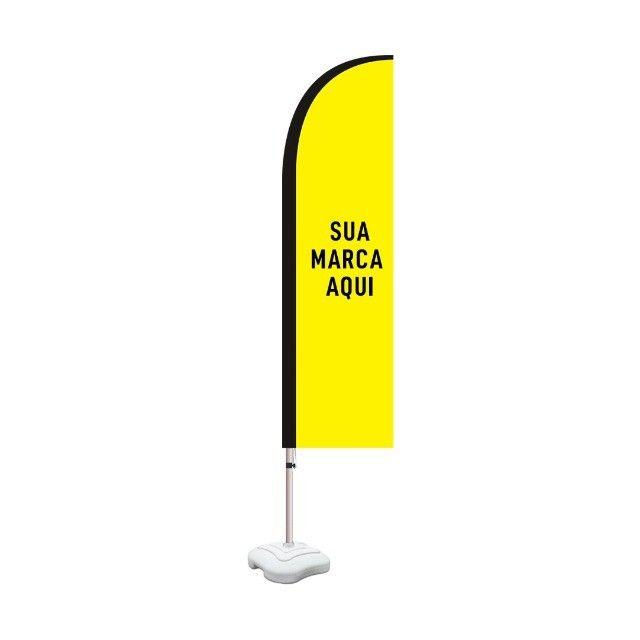 Wind Banner - Big Flag - O melhor para Anunciar seu negocio