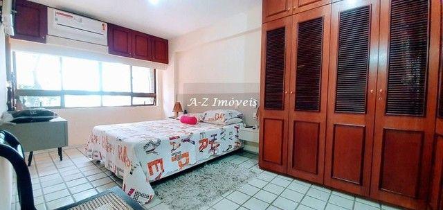 Alugo Apartamento em Boa Viagem com 4 quartos - Foto 7