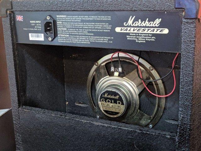 Amplificador Marshall Valvestate VS15 Inglês - Foto 4