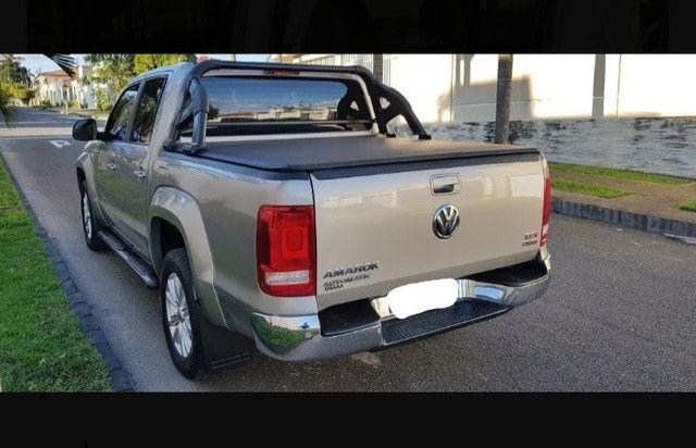 VW  Amarok 2.0  4X4 - Foto 7