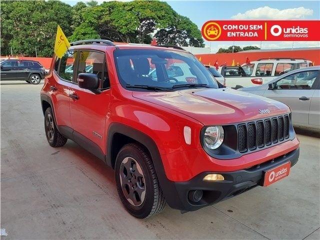 Jeep Renegade Sport 1.8 em mega promoção
