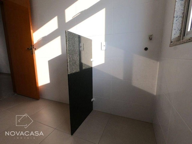 Apartamento com 3 dormitórios à venda, 56 m² por R$ 350.000,00 - Candelária - Belo Horizon - Foto 20