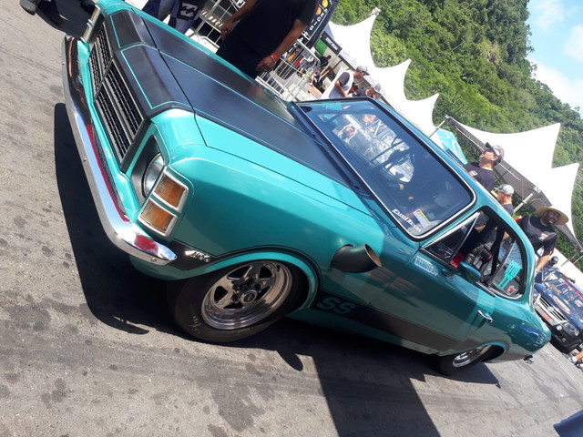Opala SS Turbo Traseira TT-A - Foto 11
