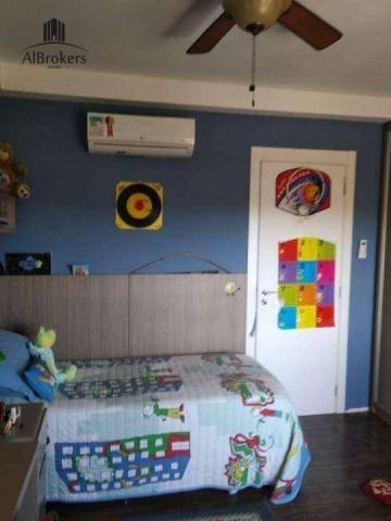 Apartamento com 3 suítes à venda, 162 m² por R$ 1.490.000 - Central Parque - Porto Alegre/ - Foto 13
