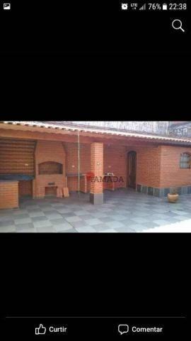 Casa assobradada, terreno 10x30m, 03 vagas, 04 dormitórios, suíte, à venda, 195 m² por R$  - Foto 14