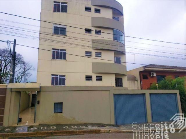 Apartamento para alugar com 3 dormitórios em Jardim carvalho, Ponta grossa cod:393123.001