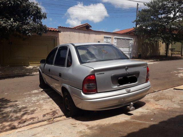 Corsa sedan  classic 1.0, 2002/2003 , 4 portas  - Foto 3