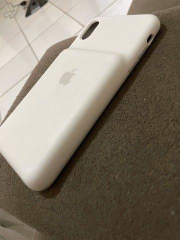Capa Iphone XS MAX - CASE BATERIA ORIGINAL APPLE