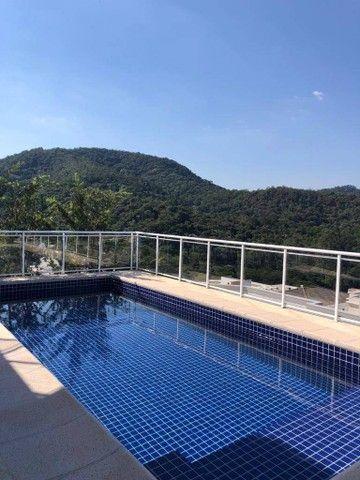 Casa com 4 dormitórios para alugar, 385 m² por R$ 24.000/mês - Tamboré - Santana de Parnaí - Foto 2