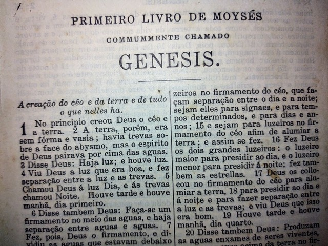 Bíblia Antiga e Rara - Foto 6