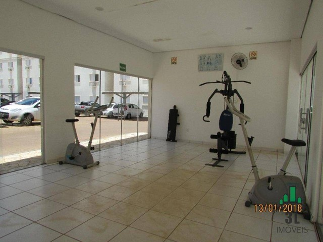 Apartamento para alugar com 02 quartos no Condomínio Cambuí - Foto 13