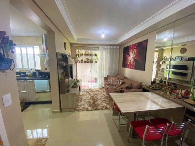 Apartamento Garden 02 quartos no Boneca do Iguaçu, São José dos Pinhais - Foto 2