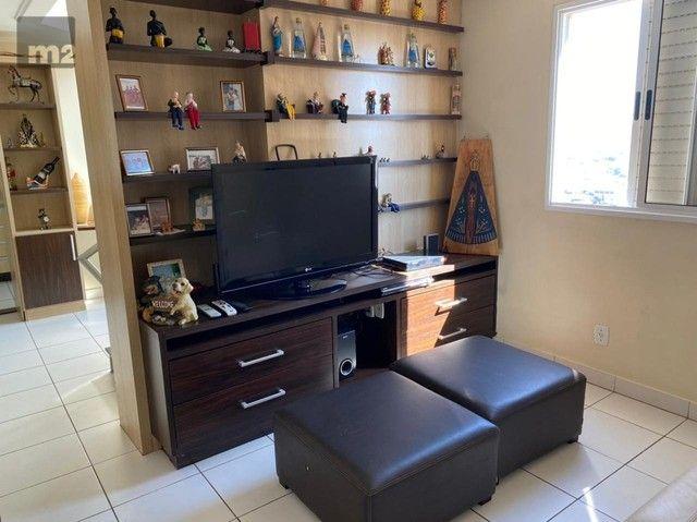 Apartamento à venda com 2 dormitórios em Setor oeste, Goiânia cod:M22AP1449 - Foto 5