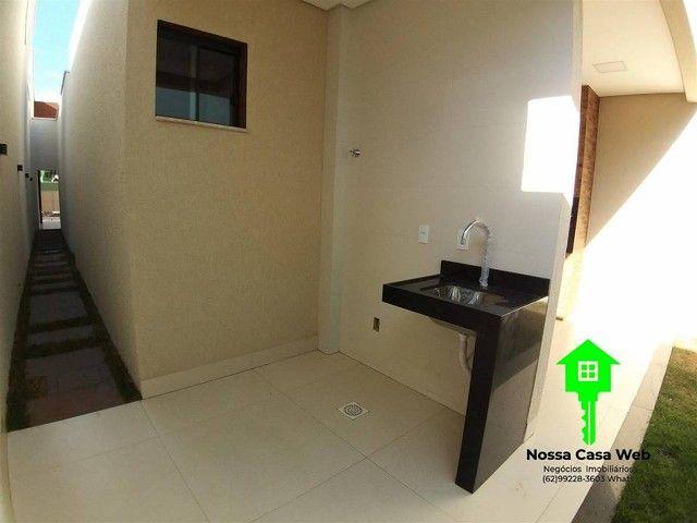 Casa para venda tem 138 metros quadrados com 3 quartos em Parque das Flores - Goiânia - GO - Foto 15