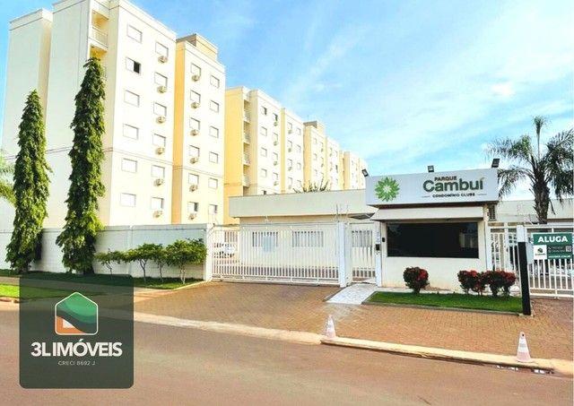 Apartamento para alugar com 02 quartos no Condomínio Cambuí