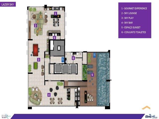 Apartamento à venda com 2 dormitórios em Setor oeste, Goiânia cod:5717 - Foto 16