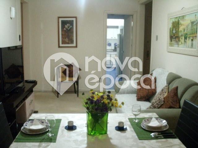 Apartamento à venda com 2 dormitórios em Copacabana, Rio de janeiro cod:BO2AP53840 - Foto 2