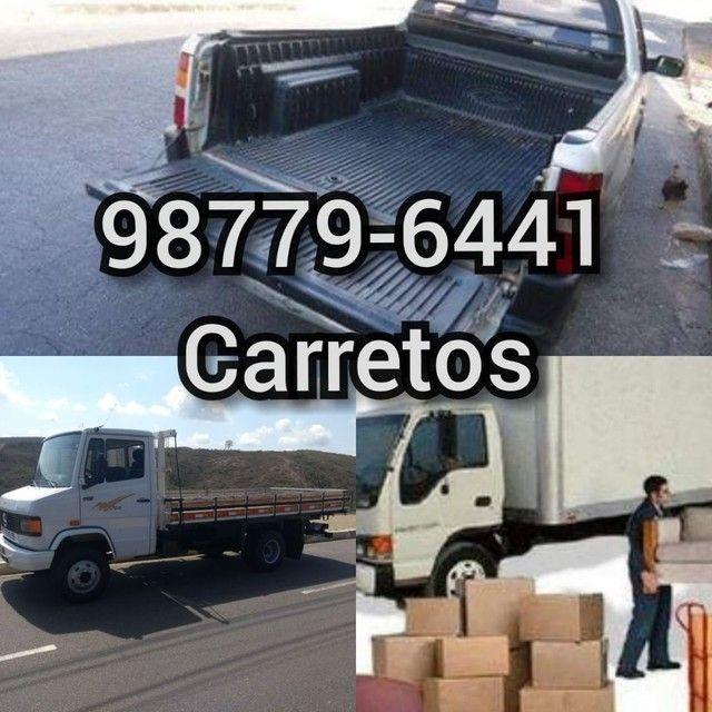 Carretos & fretes