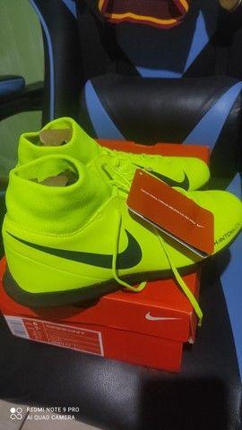 Chuteira Nike Phanton Original - Foto 4