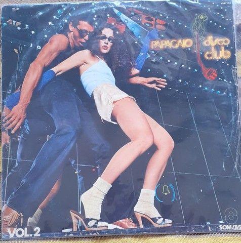 LP - Papagaio Disco Club vol.02