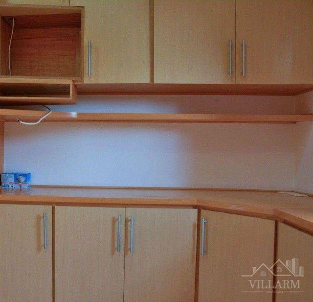 Apartamento com 4 dormitórios para alugar, 196 m² por R$ 5.700,00/mês - Vila Santo Estéfan - Foto 6