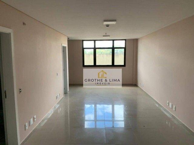 Linda sala comercial 44m², 2 banheiros no centro de São José dos Campos - SP - Foto 4