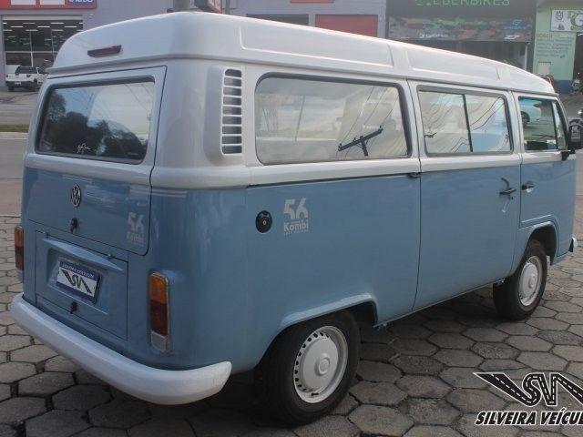 Volkswagen kombi 2011 1.4 mi std 8v flex 3p manual - Foto 5