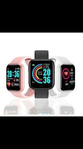Relógio Inteligente- Múltiplas funções   - Foto 4