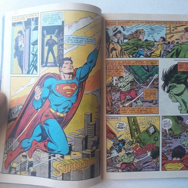 Edição de luxo ( superman / Homem Aranha  - Foto 2