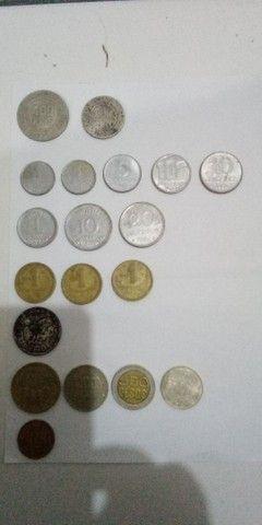 Vende-se moedas antigas para colecionadores e simpatizantes - Foto 2