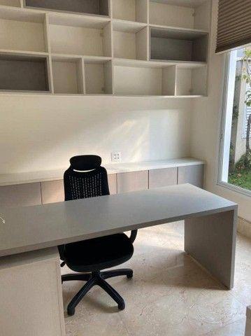 Casa com 4 dormitórios para alugar, 385 m² por R$ 24.000/mês - Tamboré - Santana de Parnaí - Foto 7