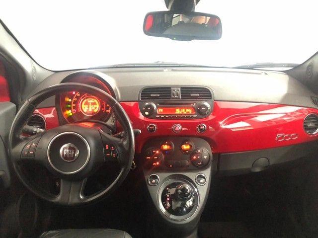 Fiat 500 1.4 AT 2012 NA SUA ESPERA !!
