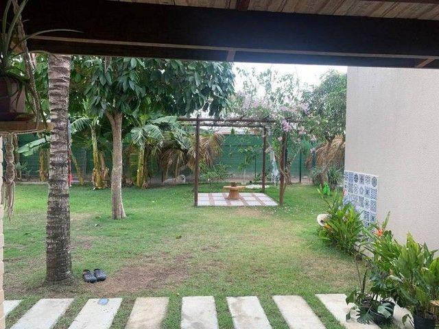 Duplex luxuoso com 4 suite, no Cond. Lagune Ville, 720 MTS2, Na parte Nobre do Papagaio - Foto 9