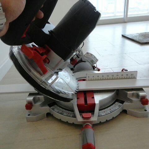 Instalação profissional de rodapés - Foto 5