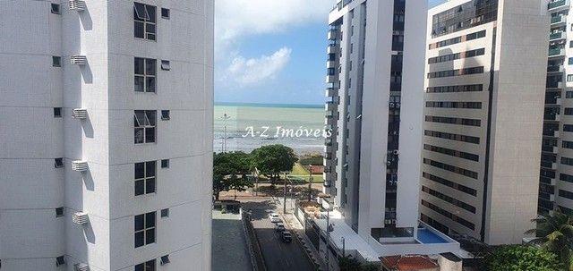 Alugo Apartamento em Boa Viagem com 4 quartos - Foto 4
