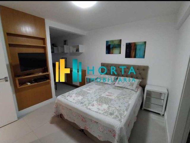 Apartamento à venda com 3 dormitórios em Copacabana, Rio de janeiro cod:CPAP31696 - Foto 9