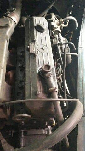 Motor 366 turbinado interculado. Mesmo do 1620