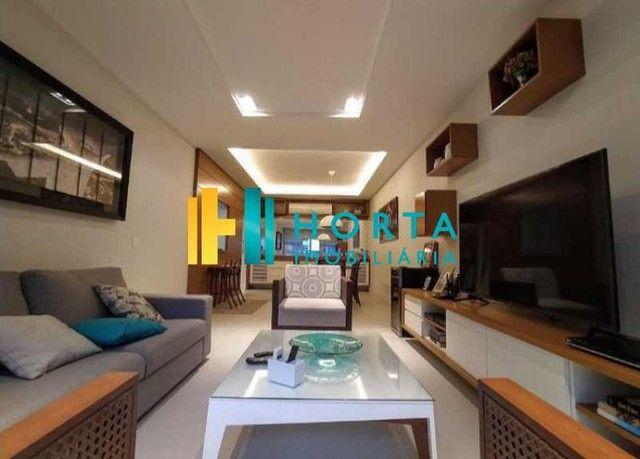 Apartamento à venda com 3 dormitórios em Copacabana, Rio de janeiro cod:CPAP31696 - Foto 3