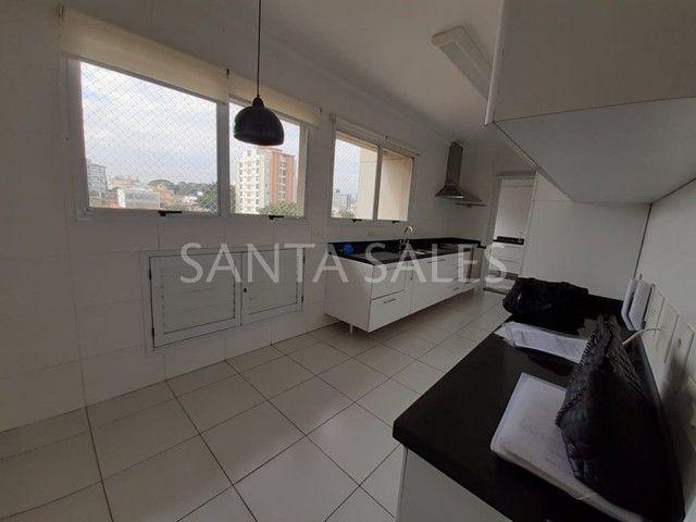 Apartamento para locação - 4 dormitórios - Santo Amaro - Foto 8