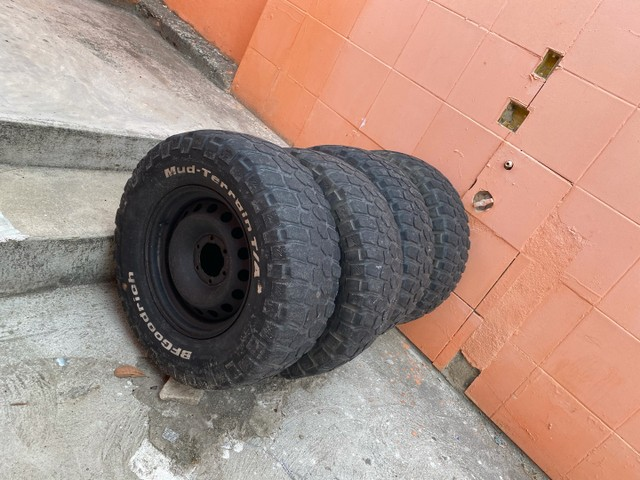 Jogo de pneus OFF ROAD  - Foto 3