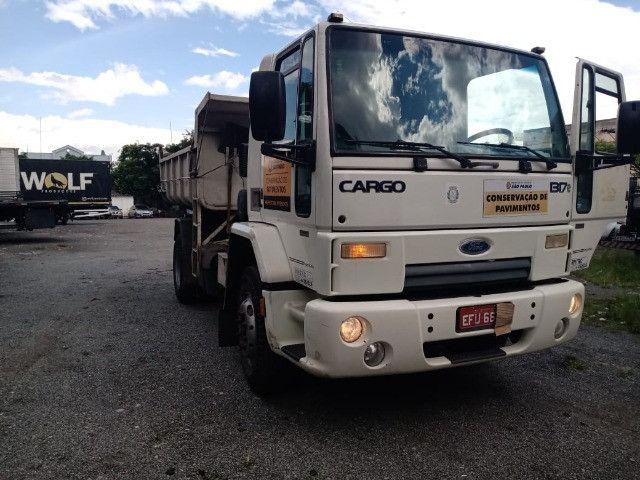 Cargo 1317 -Caçamba 90.000km - Foto 2
