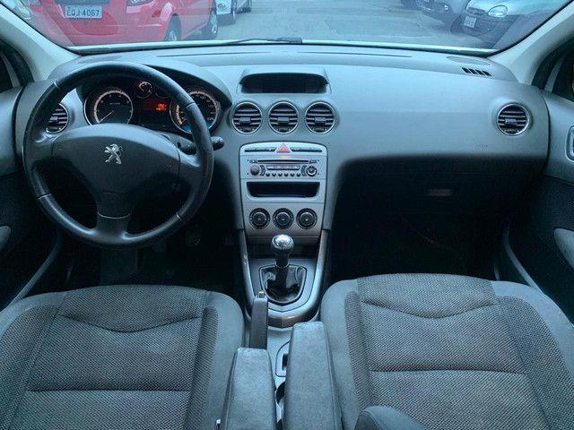 Peugeot 408 Allure 2.0 Flex 2012 Manual - Foto 7